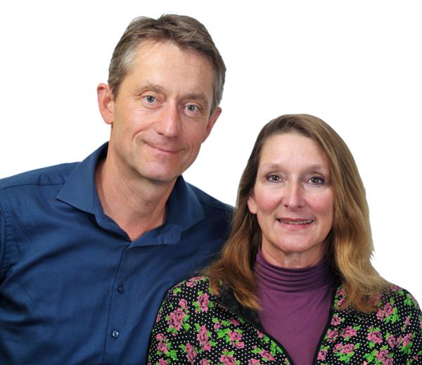 Alexander Meyer und Ute Feder
