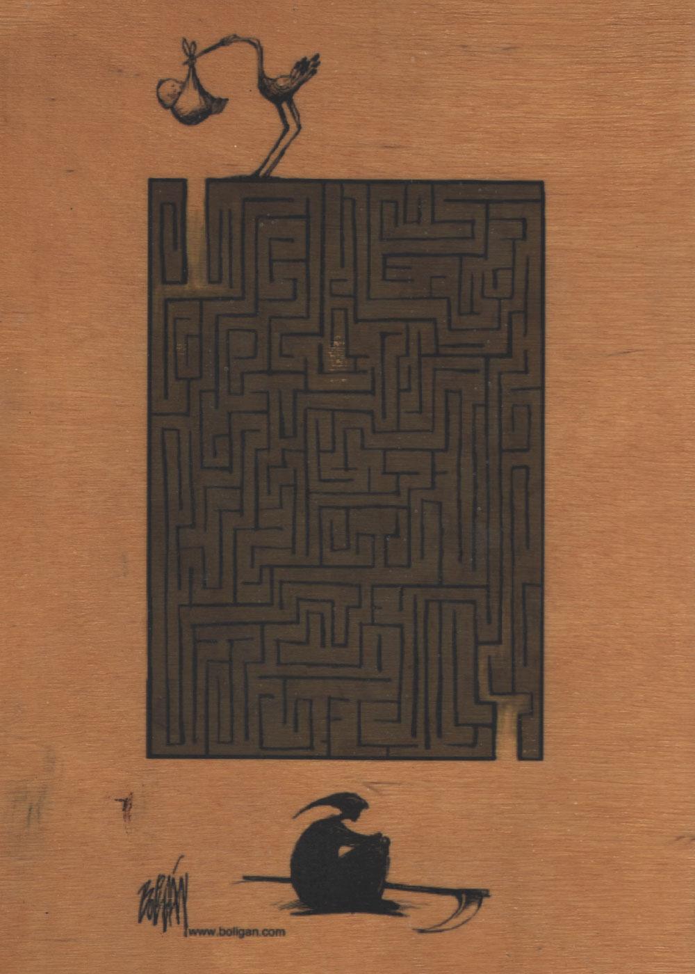 Lebenslabyrinth
